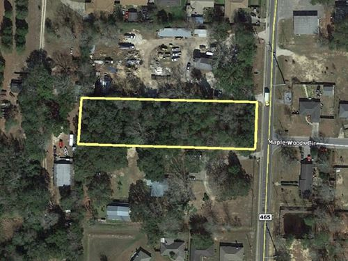 1 Acre Lot Selling Absolute : Pensacola : Escambia County : Florida