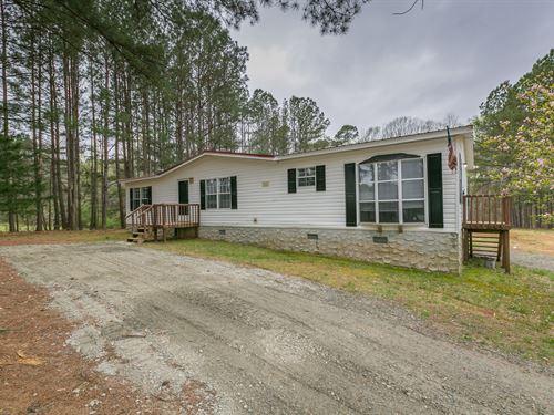 Renovated Home On 3+ Acres : Social Circle : Walton County : Georgia