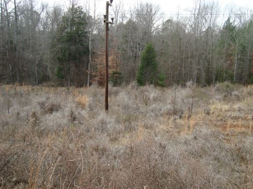 15 Acres - Chester County, Sc : Catawba : Chester County : South Carolina