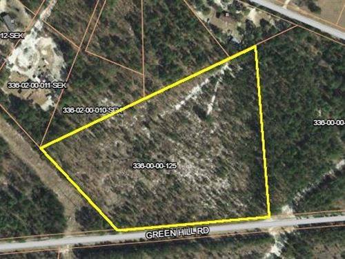 11.56 Acres - Kershaw County, Sc : Lugoff : Kershaw County : South Carolina