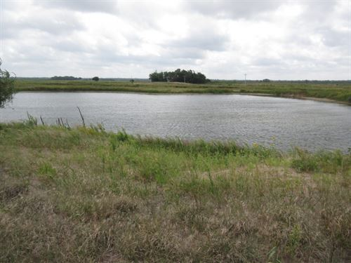 Prairie Pothole, Slough, And Wrp : Central City : Merrick County : Nebraska