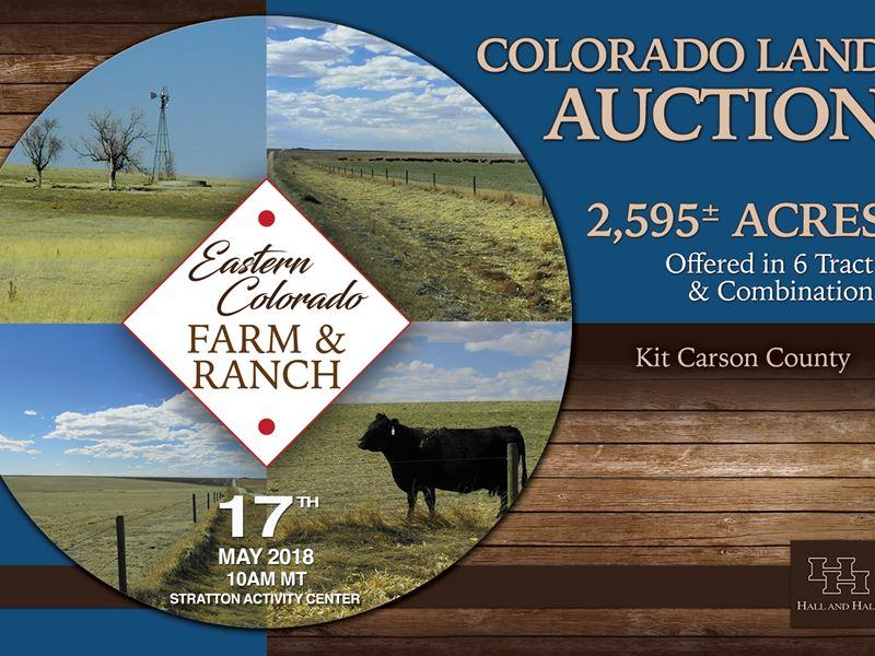 Eastern Colorado Farm And Ranch : Stratton : Kit Carson County : Colorado