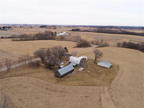 Beautiful Ridge Farm With Views : Viroqua : Vernon County : Wisconsin