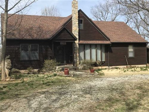 Cozy Riverfront Living on 13 Acre : Taberville : Saint Clair County : Missouri