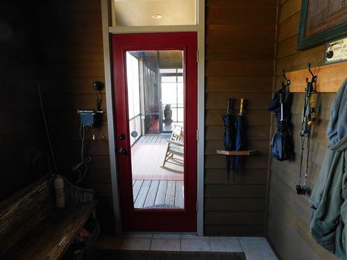Mississippi River Lodge : Rosedale : Bolivar County : Mississippi