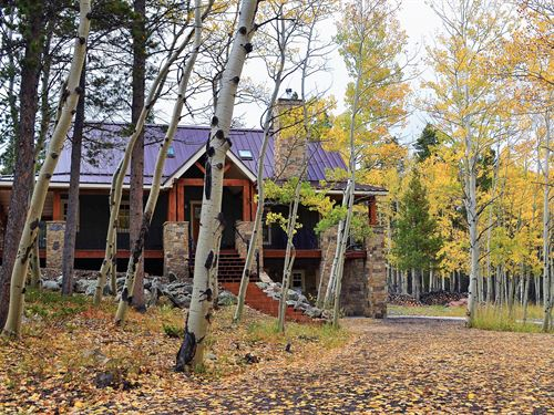 Aspen Meadows Retreat : Black Hawk : Gilpin County : Colorado