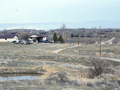 2934 Spriggs Drive, Lander : Lander : Fremont County : Wyoming