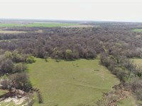 Home And Acreage - Hunting Land : Dover : Kingfisher County : Oklahoma