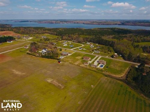 Hockaday Farm : Roanoke Rapids : Halifax County : North Carolina