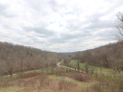 Cr 55, 43 Acres : South Point : Lawrence County : Ohio