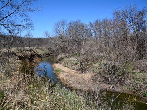 Nine Mile Creek Paradise : Tonganoxie : Leavenworth County : Kansas