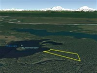 33.70 Acres on Whiskey Lake, Hunt : Skwentna : Matanuska-Susitna Borough : Alaska