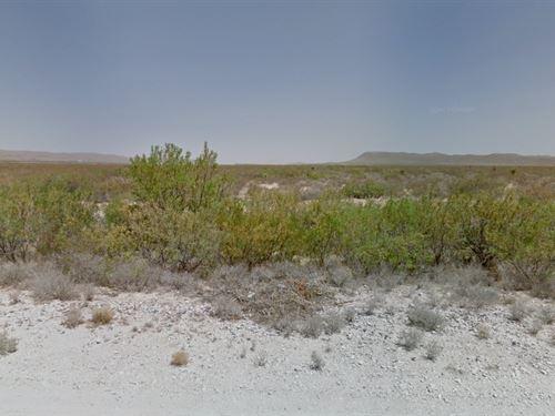 El Paso County, Tx $20,000 : El Paso : Texas