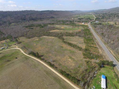 Mini Farm - 4 Acre : Ashville : Saint Clair County : Alabama