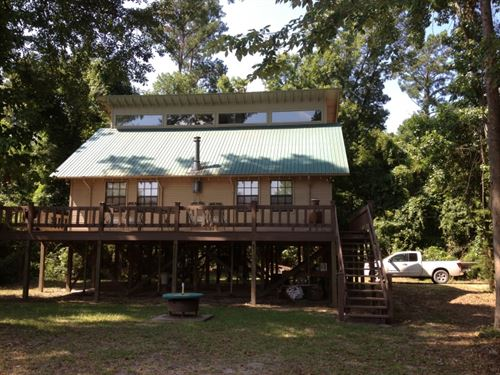 Camp On Pearl River : Angie : Washington Parish : Louisiana