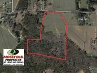 19 Acres of Farm And Timber Land : Rocky Mount : Edgecombe County : North Carolina