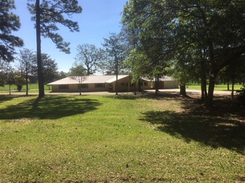 Home And 3 Acres Amite Co : Gillsburg : Amite County : Mississippi