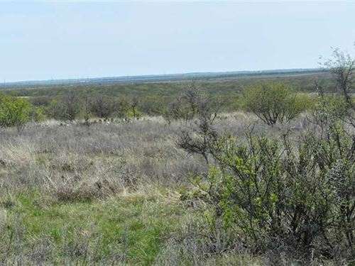 226 Acres Baylor County, Near Seym : Seymour : Baylor County : Texas