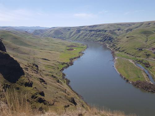 River Rock Ranch : Lewiston : Nez Perce County : Idaho