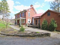 16 Acre Farmette With Home : Bloomsburg : Columbia County : Pennsylvania