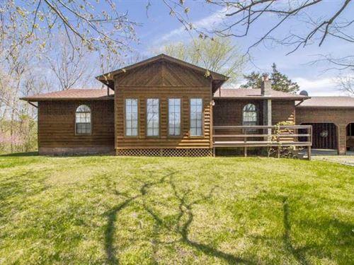 Home on 2.23 Acres For Sale in Car : Van Buren : Carter County : Missouri