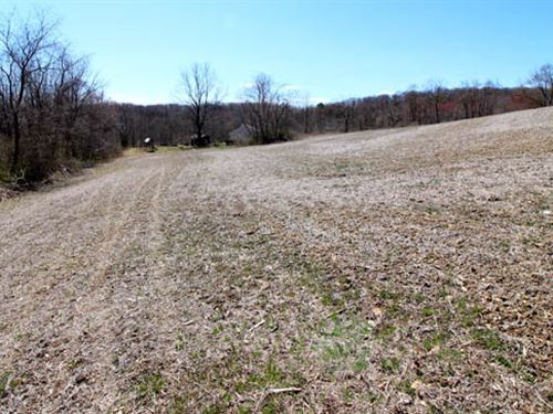 60 Acres With Great Views : Danville : Montour County : Pennsylvania