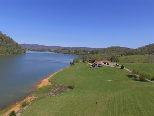 Cherokee Lakefront Lot : Rogersville : Hawkins County : Tennessee