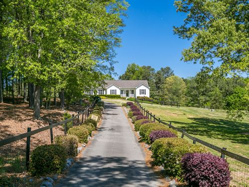 Private 4.91 Acres Gwinnett County : Dacula : Gwinnett County : Georgia