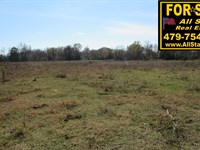 224 Acres Wooded Hunting And Pature : Charleston : Franklin County : Arkansas