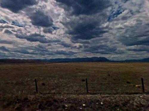 Lewis & Clark County, Mt $25,000 : Fairfield : Lewis And Clark County : Montana