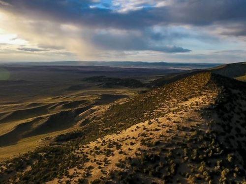 Juniper Mountain Ranch : Maybell : Moffat County : Colorado