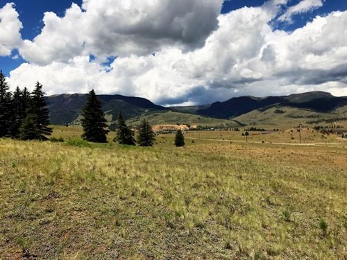 Carnan Ranch Estates, Lot 7 : Creede : Mineral County : Colorado