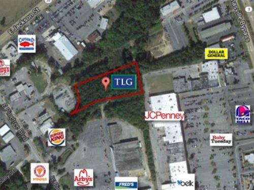 East Pinetree Blvd : Thomasville : Thomas County : Georgia