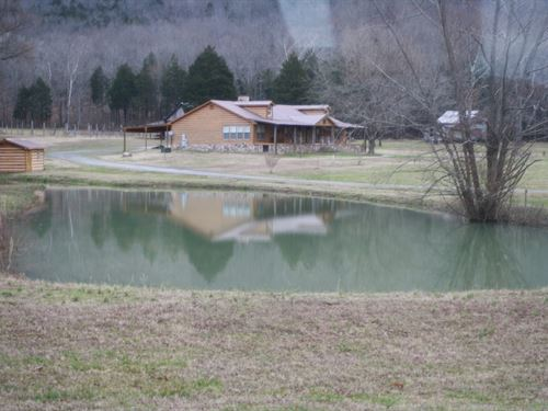 283 Acre Private Cove : Scottsboro : Jackson County : Alabama