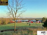 Tyson Contracted Broiler Farm : Omaha : Boone County : Arkansas