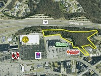 5.74 Acres Of Com. Land : Fenton : St. Louis County : Missouri