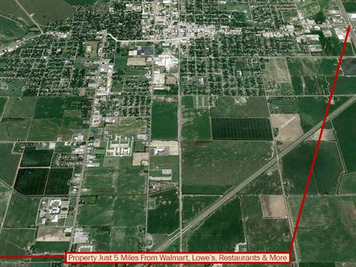 Beautiful Half Acre Of Fertile Land : Blytheville : Mississippi County : Arkansas