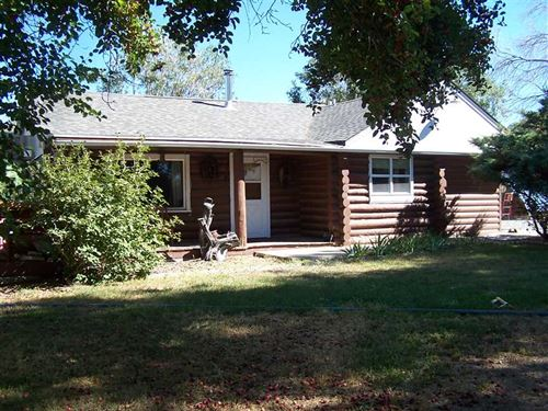 Two Bedroom, Two Bath Home on 4 ac : Powell : Park County : Wyoming