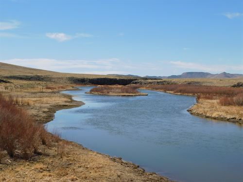 5 Acres Near The Rio Grande River : San Luis : Costilla County : Colorado