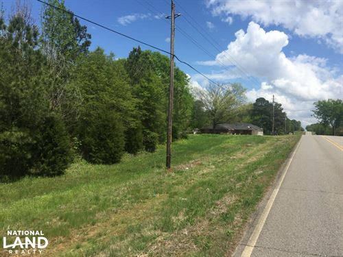 Jarmon Lane Homesite Development : Leighton : Colbert County : Alabama