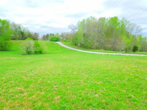 3 Acres Rolling Near The River : Rock Island : Van Buren County : Tennessee