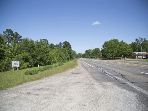 45 Ac Hwy 190 : Oakhurst : San Jacinto County : Texas