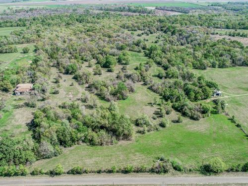 Recreational Land In Madison County : Midway : Madison County : Texas