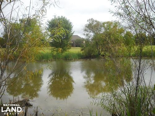 Windhaven Lakes 2.6 Acre Lot : Burkville : Lowndes County : Alabama
