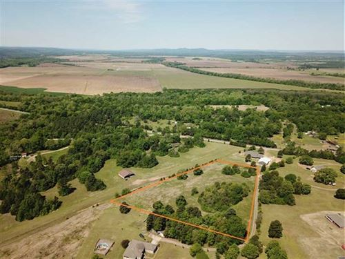 5 Acre Homesite With Excellent : Bigelow : Perry County : Arkansas