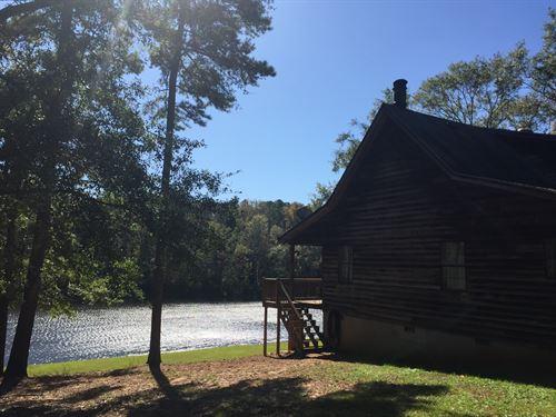 Monroe County Retreat : Forsyth : Monroe County : Georgia