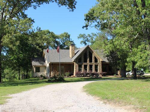 Bethel Springs Ranch : Montgomery : Texas