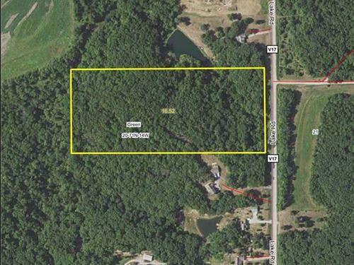 Hunting Land For Sale Wapello Coun : Ottumwa : Wapello County : Iowa