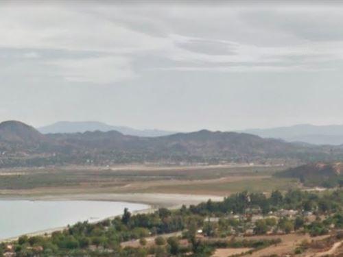 .14 Acres In Lake Elsinore, CA : Lake Elsinore : Riverside County : California