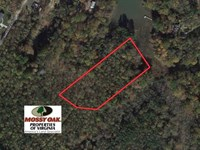 6.3 Acres of Waterfront Land For : Middlesex : Middlesex County : Virginia